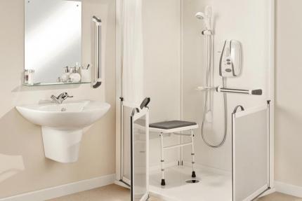 Ванная комната для пожилых или как обустроить