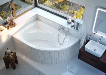 Какую ванну выбрать чугунную, стальную или акриловую